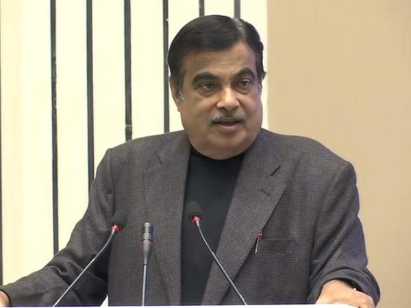 Union Water Resources Minister Nitin Gadkari
