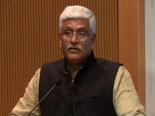Union Jal Shakti Minister Gajendra Singh Shekhawat (File photo)