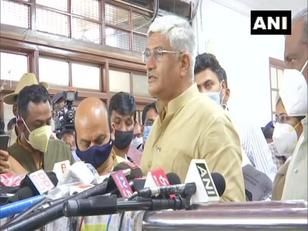 Union Jal Shakti Minister Gajendra Singh Shekhawat (File Pic)