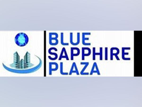 Galaxy's Blue Sapphire Plaza