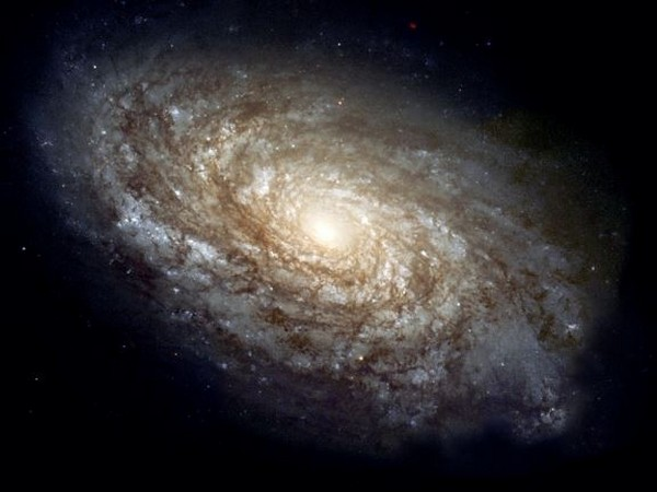 An international team of astronomers has found an unusual monster galaxy that existed about 12 billion years ago when the universe was only 1.8 billion years old