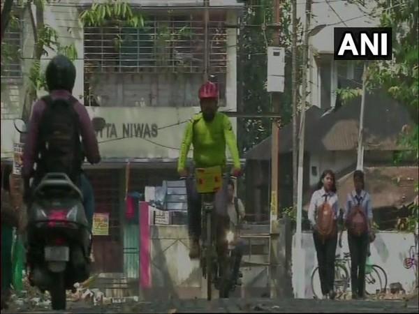 Gandhar Kulkarni, a resident of Maharashtra's Dombivli, undertaking a 20,000 km long journey