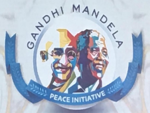 Gandhi Mandela logo
