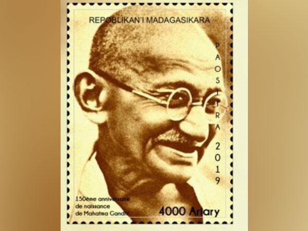 Madagascar to issue postal stamp on Mahatma Gandhi.