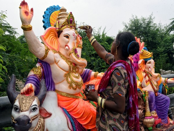 Ganesh Chaturthi, which is also known as Vinayak Chaturthi, is a Hindu festival.