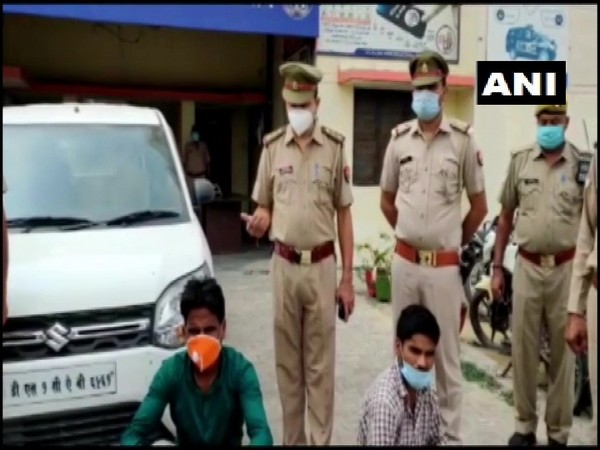 Police received complaint of theft on June 8. (Photo/ANI)