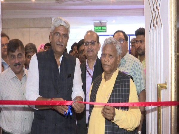 Jal Shakti Minister, Gajendra Singh Shekhawat with officials of NMCG organise events on the occasion of World Environment Day