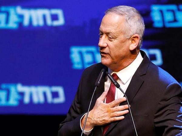 Israeli Defense Minister and Alternative Prime Minister Benny Gantz