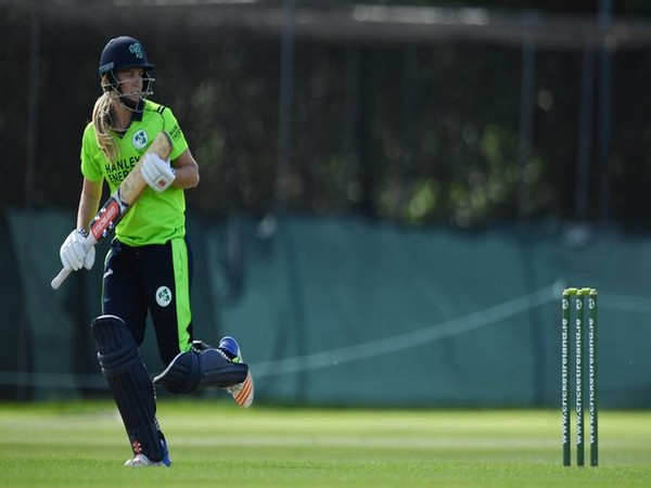 Ireland all-rounder Kim Grath (Photo/Cricket Ireland Twitter)