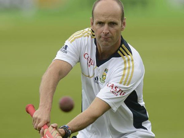 Former South Africa opening batsman Gary Kirsten