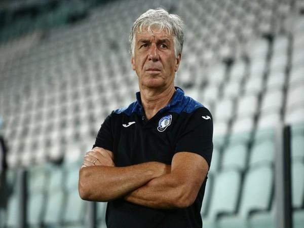 Atalanta head coach Gian Piero Gasperini (Photo/Atalanta BC Twitter)