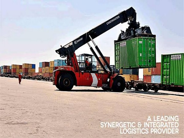 The company plans to focus its activities in the container logistics business