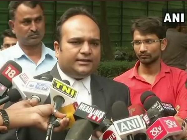 Advocate Gaurav Bansal (File photo)