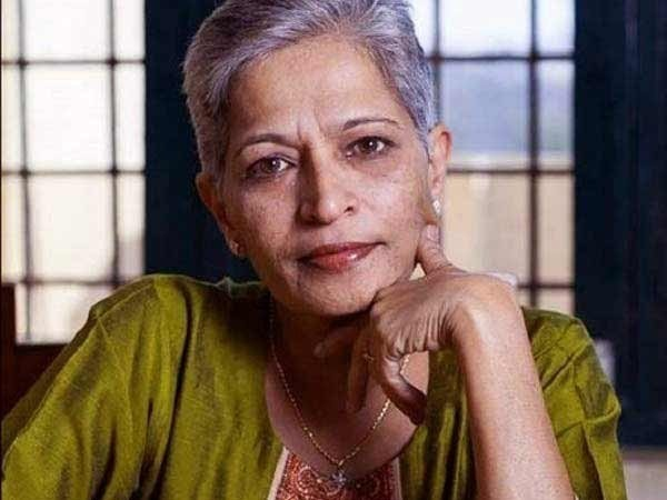 Journalist Gauri Lankesh (File Photo)