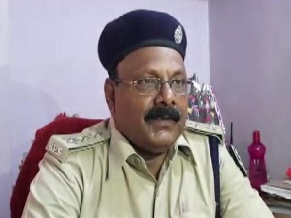 Deputy Superintendent of Police Ghoran Mandal on Friday in Gaya. Photo/ANI