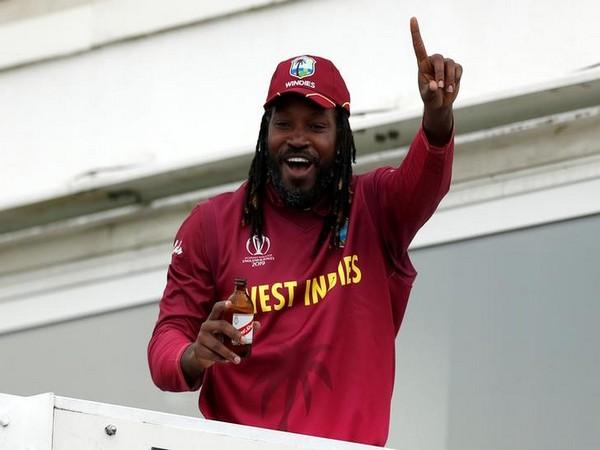 West Indies and St Lucia Zouks batsman Chris Gayle
