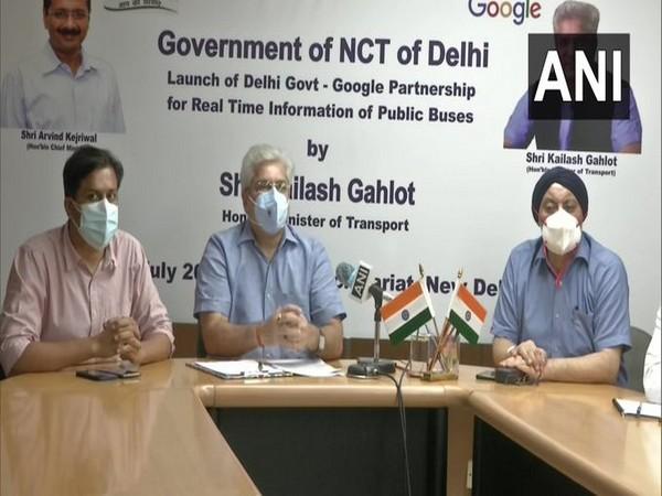 Delhi Transport Minister Kailash Gahlot. (Photo/ ANI)
