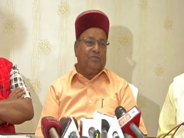 Union Minister Thawarchand Gehlot (file photo)