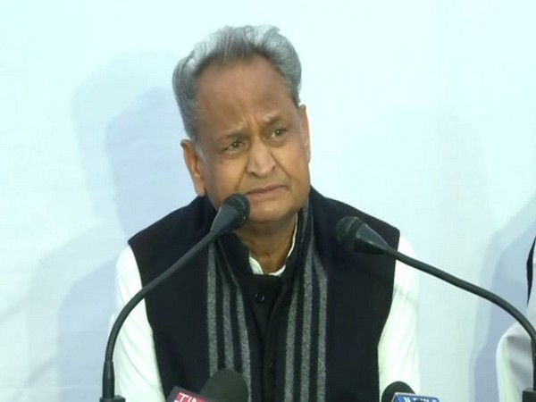 Rajasthan Chief Minister Ashok Gehlot (File Photo)