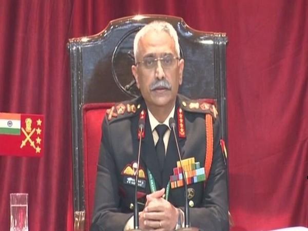 Chief of Army Staff General MM Naravane (Photo/ANI)