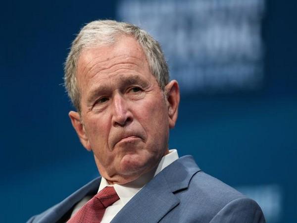Former US President George W Bush (File photo)
