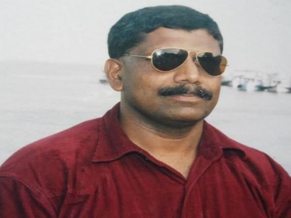 Former India junior men's player George Fernandez (Image: Hockey India)