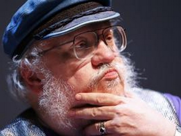 """George R.R. Martin, author of the """"Song of Ice and Fire"""" fantasy series that is the basis of the television series """"Game of Thrones"""""""