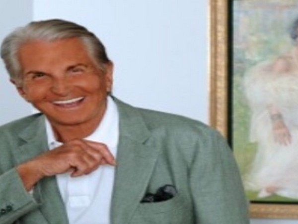 American actor George Hamilton (Image source: Instagram)