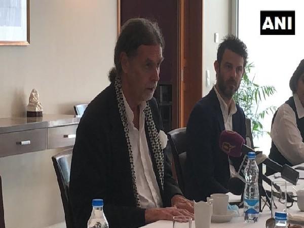 German Ambassador to India, Walter J Lindner. (ANI)