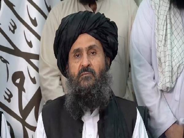 Taliban co-founder and acting Deputy Prime Minister Mullah Abdul Ghani Baradar.
