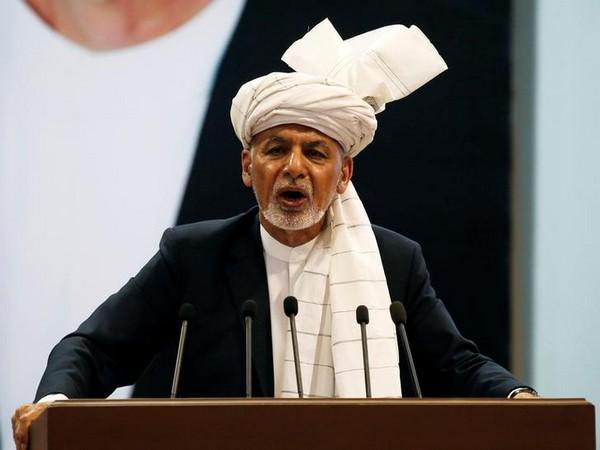 Afghan President Ashraf Ghani (File photo)
