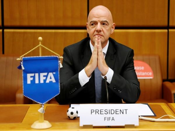 FIFA President Gianni Infantino (file photo)