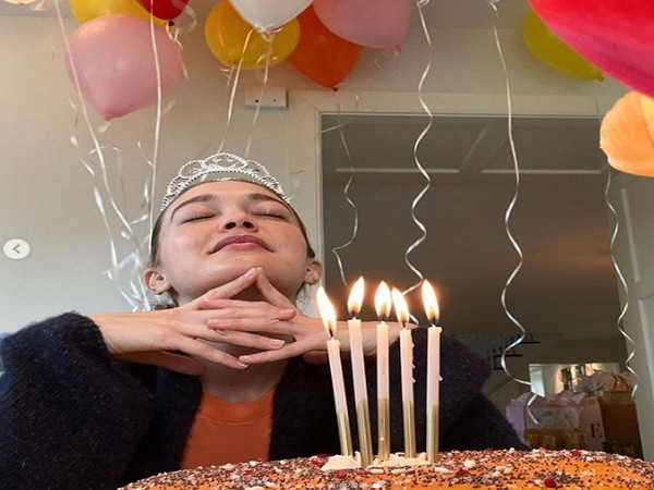 An image shared by model Gigi Hadid from her 25th Birthday celebrations (Image courtesy: Instagram)