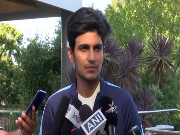 India batsman Shubman Gill