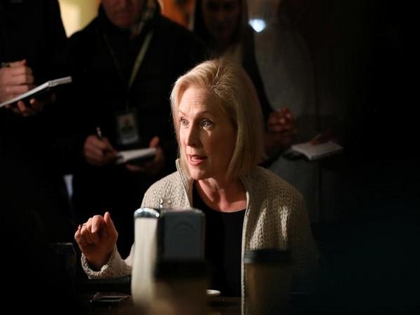United States Senator from New York, Kirsten Gillibrand (File photo)