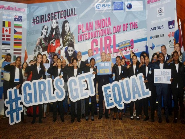 The initiative envisions a gender-equal world free from discrimination, harassment and violence