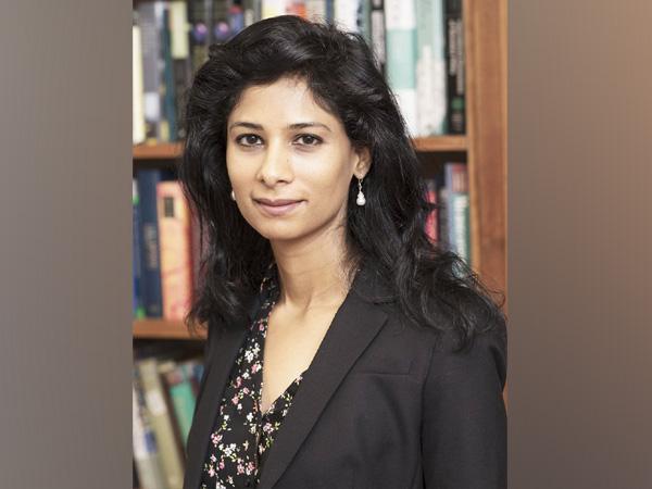 Gita Gopinath, Chief Economist, IMF