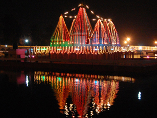 A view of Brahma Sarovar at Kurukshetra (File photo)
