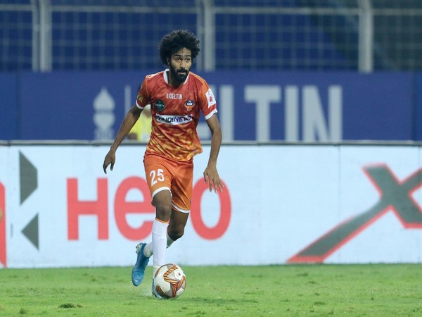 FC Goa midfielder Glan Martins (Photo/ AIFF)