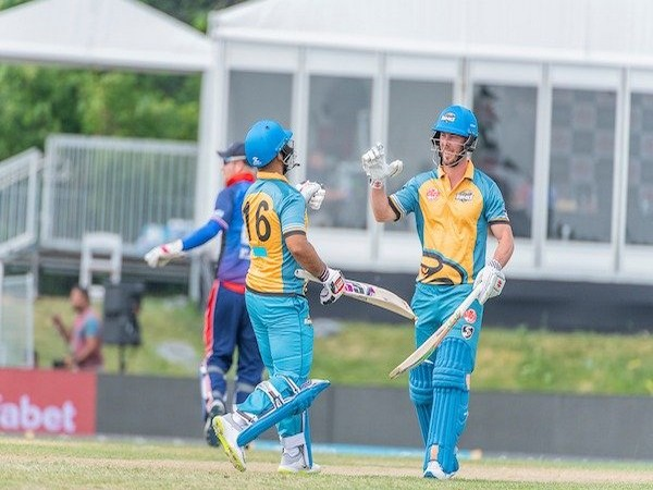 Winnipeg Hawks defeated Toronto Nationals by three wickets (Photo/GT 20 Canada Twitter)