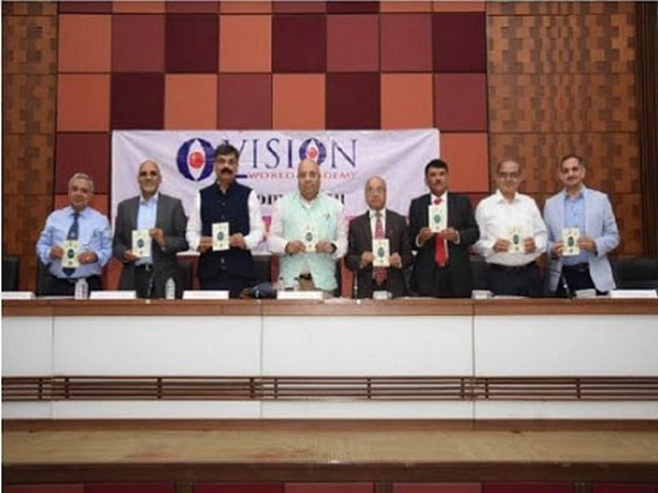 Global Visionary Award Winners Call for Hard Work, Entrepreneurship and Moral Values for Success in Life