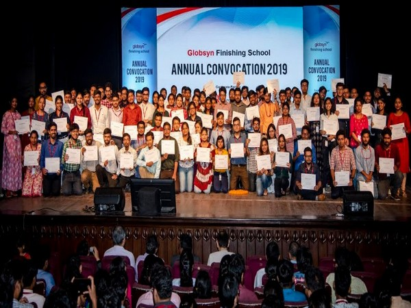 Globsyn Finishing School Holds Annual Convocation 2019
