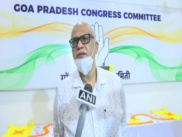 Leader of Opposition Digambar Kamat. [File Photo/ANI]