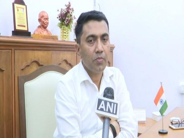 Goa Chief Minister Pramod Sawant (File Image)