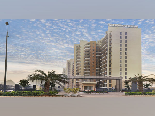 The company is the only real estate developer in India to receive this global recognition.