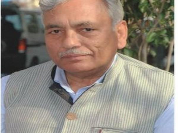 Delhi Assembly Speaker Ram Niwas Goel.