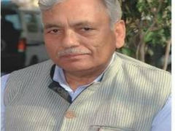 Senior AAP leader Ram Niwas Goel