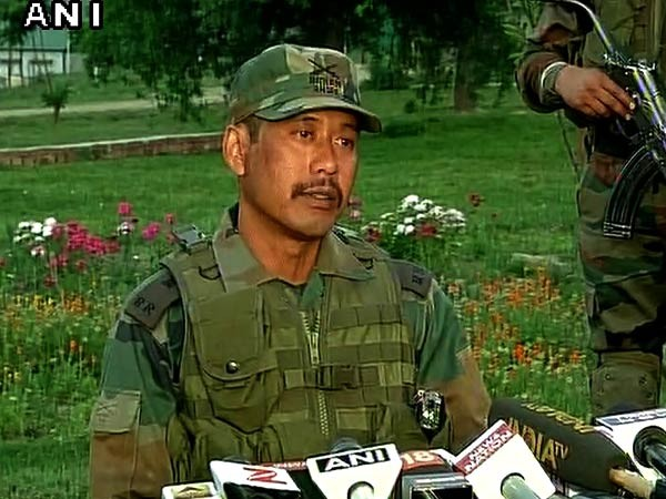 Major Leetul Gogoi (File pic)