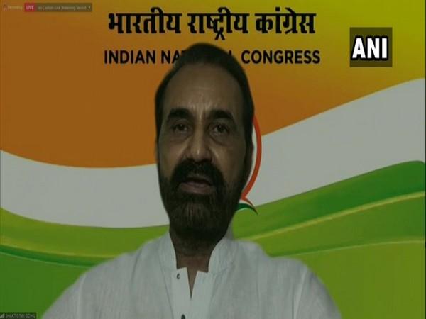 Congress leader Shakti Singh Gohil (File Photo/ANI)