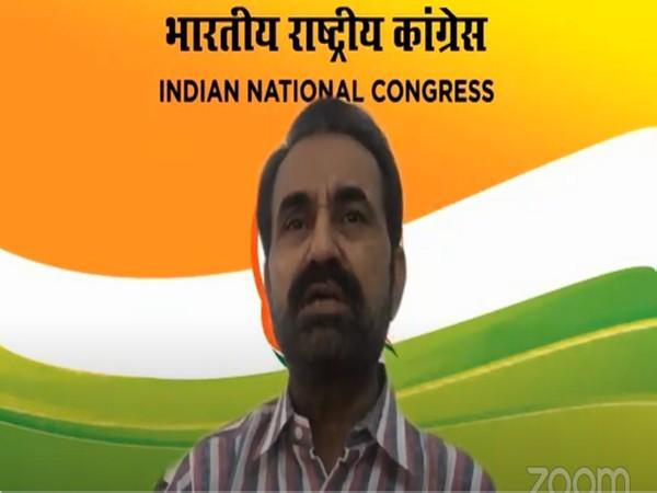 Congress leader Shaktisinh Gohil